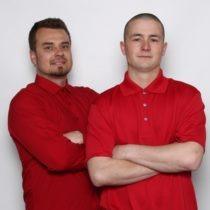 Corey Sadler et John Wray   Pro Pieux