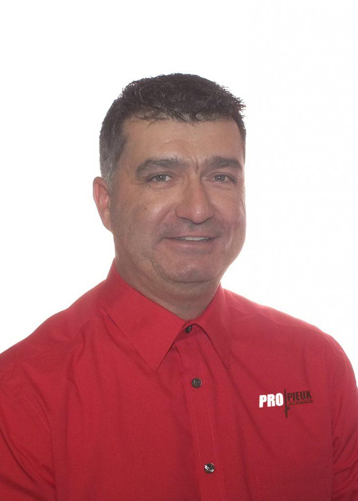 Éric Paul | Pro Pieux